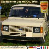 ford automobilis spalva RAL 1015