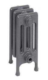 metalinis radiatorius dazu spalva ral 7015